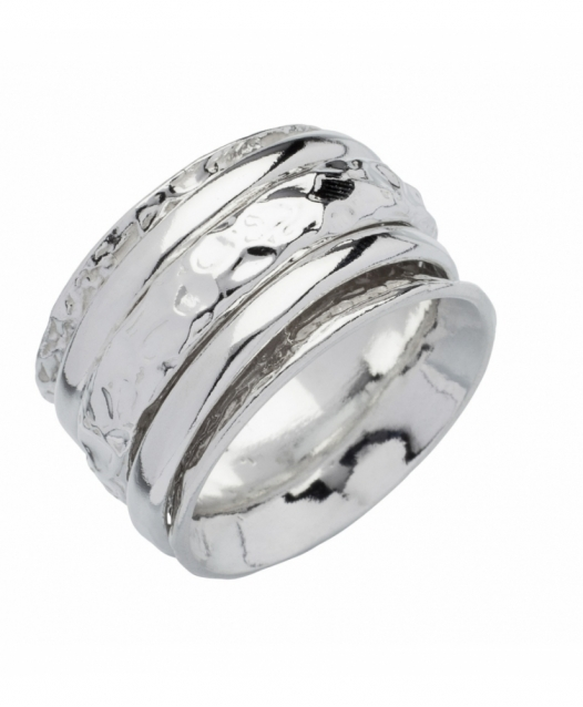 Absolute anello in argento...