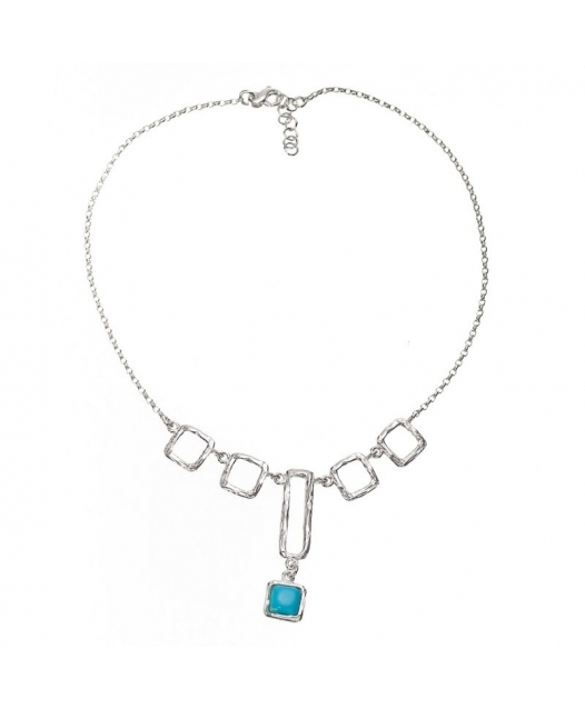 Twice collana in argento...