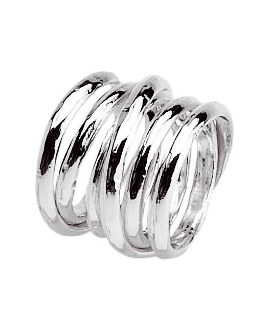 Love nest anello in argento...